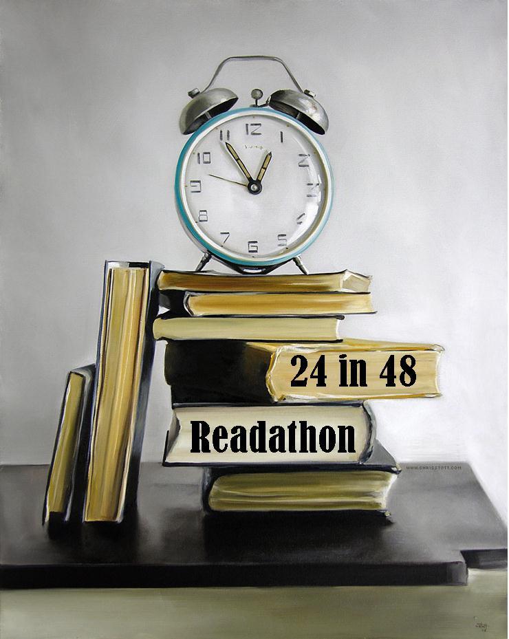 24in48 Readathon