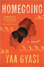 the cover of homegoing by yaa gyasi