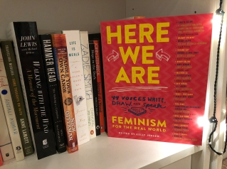 END - Here We Are: Feminism for The Real World anthology
