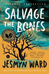the cover of Salvage the bones by jesmyn ward